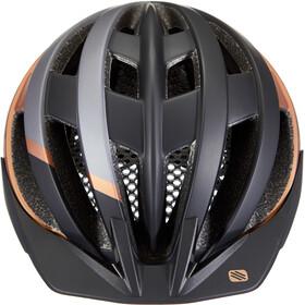 Rudy Project Venger MTB Casco, black/bronze matte